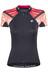 PEARL iZUMi ELITE - Maillot manches courtes Femme - rouge/noir